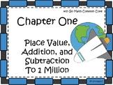 Go Math Chapter One Focus Wall Grade 4