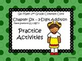 Go Math Chapter Six Activities Grade 2