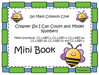 Go Math Chapter Six Mini Book