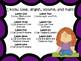 Go Math Chapter Ten Focus Wall Grade 3
