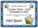 Go Math Chapter Three Mini Book