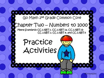 Go Math Chapter Two Activities Grade 2