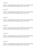 Go Math Common Core Journal Performance Tasks Ch. 4