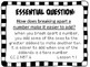 Second Grade Go Math Essential Questions Chapter 4