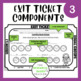 Go Math! Exit Tickets- Chapter 3 (UPDATED)