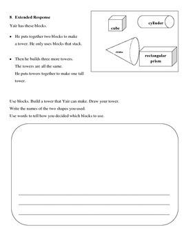 Go Math! First Grade Chapter 11 Review by Nataliya Bodnar ...