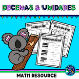 Go Math First Grade Chapter 6 Spanish Decenas y unidades