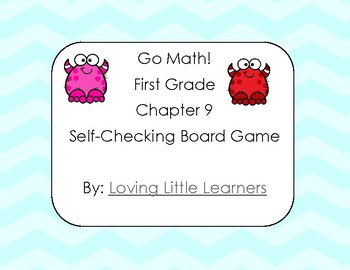 Go Math! First Grade Chapter 9: Measurement Self-Checking Game