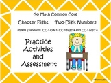 Go Math First Grade Chapter Eight Activities