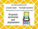 Go Math First Grade Chapter Eight Activities