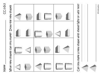 Go Math First Grade Chapter Eleven Activities