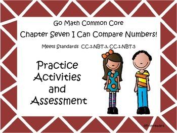 Go Math First Grade Chapter Seven Activities