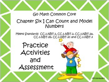 Go Math First Grade Chapter Six Activities