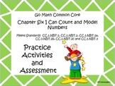 Go Math First Grade Chapter Six Activities