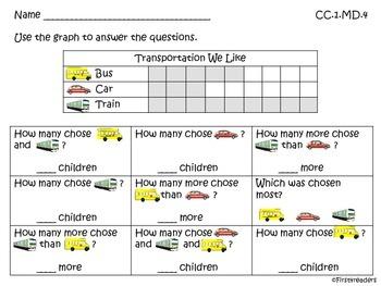 Go Math First Grade Chapter Ten Activities