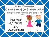 Go Math First Grade Chapter Three Activities