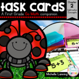 Go Math-First Grade Task Cards, Subtraction Concepts, Chapter 2