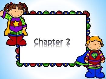 Go Math! First grade Ch 2 Review