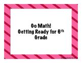 Go Math! Florida Grade 5 Essential Questions Getting Ready