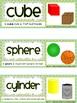 Go Math Focus Wall - Kindergarten {Entire Year} {Common Core} {Editable}