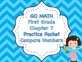 Go Math Grade 1 Chapter 7 Review Packet