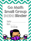 Go Math Grade 1 Data Analysis Binder