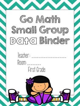 Go Math Grade 1 Data Analysis Binder