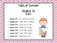 Go Math Grade 1 Exit Slips-Chapter 10