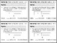 Go Math Grade 1 Exit Slips-Chapter 5
