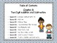 Go Math Grade 1 Exit Slips-Chapter 8
