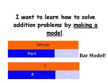 Go Math, Grade 1, Unit 1 Goals