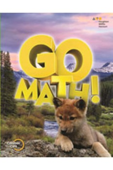 Go Math Grade 1 ch 11 SmartBoard Slides 2015-2016 edition