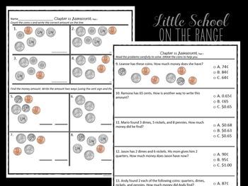 Go Math Second Grade: Chapter 11 Supplement - Money