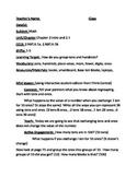 Go Math Grade 2 Chapter 2 Lesson Plans