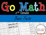 Go Math Second Grade: Chapter 5 - Supplement Basic Facts