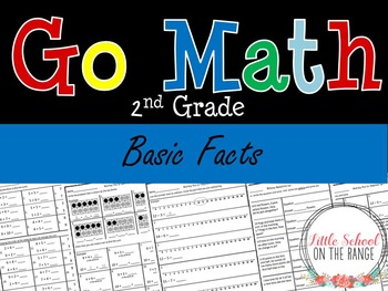 Go Math Second Grade: Chapter 5 - Supplement Basic Facts