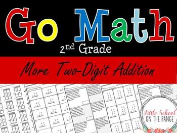 Go Math Second Grade: Chapter 7 - Supplement More 2 Digit