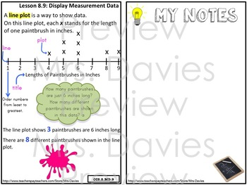 Go Math! Grade 2 Chapter 8: Length in Customary Units Strategies Reference Book