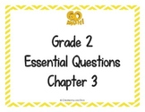 Go Math! Grade 2 Essential Questions - Chapter 3