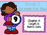 Go Math Grade 2 Exit Slips-Chapter 9