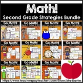 Go Math! Grade 2 Strategies Illustrated Notes