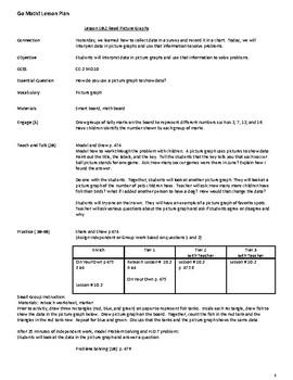 Go Math Grade 2 Unit 10 Lessons 1-6