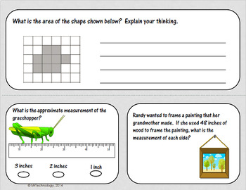 Go Math Grade 3 Chapter 1-12 Lesson Plans Mega Bundle