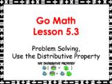 Go Math Grade 3 Chapter 5 Slides