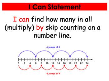 Go Math Grade 3 Chapter 3 Slides