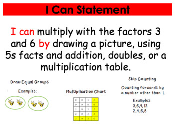 Go Math Grade 3 Chapter 4 Slides