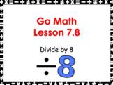 Go Math Grade 3 Chapter 7 Slides