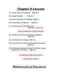 Go Math Grade 3  Chapter 8 Concept Board