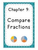 Go Math! Grade 3 Chapter 9 Vocabulary Cards