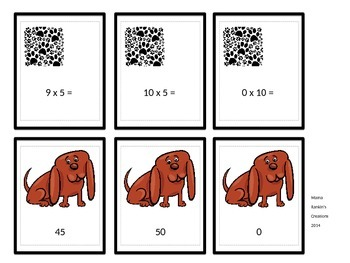 Go Math! Grade 3 Multiply with 5 and 10 Chapter 4 Lesson 2